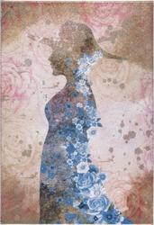 Confetti Dreamlike K.Bej Çocuk Halısı - Thumbnail