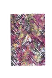 Confetti Florida 11603 Koyu Pembe Dekoratif Halı - Thumbnail